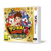YO-KAI Watch 2 Fleshy Souls 3 DS