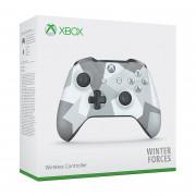 Xbox One bezdrôtový Ovládač (Winter Forces)