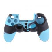 Dualshock 4 szilikontok (camo blue) PS4