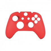Xbox One silikónové púzdro na ovládač (červené) Xbox One