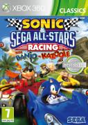 Sonic & Sega All-Stars Racing w. Banjo & Kazooie Xbox 360