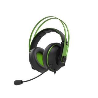 Asus Cerberus V2 Gamer Headset Black-Green Multiplatforma