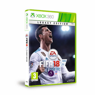FIFA 18 Xbox 360