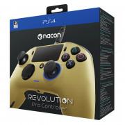 Nacon Revolution Pro Ovládač (zlatý)