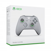 Xbox One bezdrôtový ovládač (Grey/Green) Xbox One