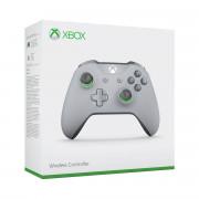 Xbox One bezdrôtový ovládač (Grey/Green)