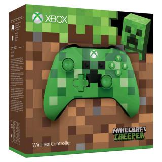 Xbox One bezdrôtový ovládač (Minecraft Creeper Limited Edition) Xbox One