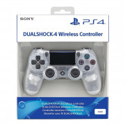 PlayStation 4 (PS4) Dualshock 4 Ovládač (Crystal) (2017) PS4