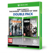 Tom Clancy's The Division + Rainbow Six Siege Double Pack XBOX ONE