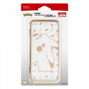 New 2DS XL Duraflexi Protector (Pikachu) 3 DS