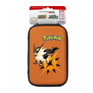 New 3DS XL Hard Pouch - Pokémon Ultra Sun & Moon 3DS
