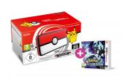 New Nintendo 2DS XL Pokeball Edition + Pokemon Ultra Moon