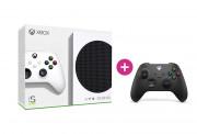 Xbox Series S 512GB + druhý Xbox ovládač (Čierny)