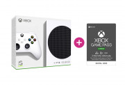 Xbox Series S 512GB + Xbox Game Pass Ultimate na 3 mesiace