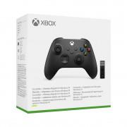 Xbox bezdrôtový ovládač + Adapter pre systém Windows 10