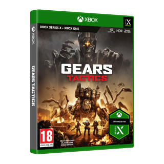 Gears Tactics Xbox Series