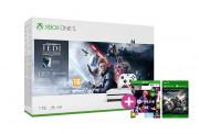 Xbox One S 1TB + Star Wars Jedi Fallen Order + FIFA 21 + Gears of War 4