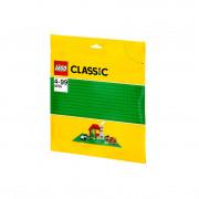 LEGO Classic  Zelená podložka na stavanie (10700)