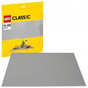 LEGO Classic Sivá podložka na stavanie (10701)