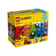 LEGO Classic Kocky na kolieskach (10715)