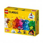 LEGO Classic Kocky a domčeky (11008)