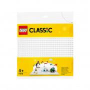 LEGO Classic Biela podložka na stavanie (11010)