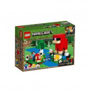 LEGO Minecraft Ovčia farma (21153)