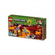 LEGO Minecraft Most ohnivákov (21154)