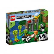 LEGO Minecraft Škôlka pre pandy (21158)