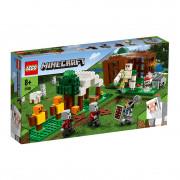 LEGO Minecraft Základňa Pillagerov (21159)