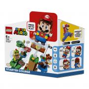 LEGO Mario Dobrodružstvo s Mariom – štartovací set (71360)