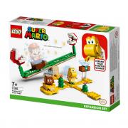 LEGO Mario Pretekárska dráha s piraňami – rozširujúci set (71365)