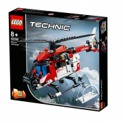 LEGO Technic  Záchranárska helikoptéra (42092)