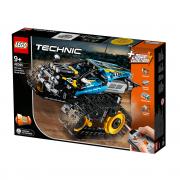 LEGO Technic Kaskadérske pretekárske auto na diaľkové ovládanie (42095)
