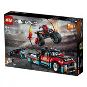 LEGO Technic Kaskadérske vozidlá (42106)