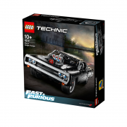 LEGO Technic Domov Dodge Charger (42111)