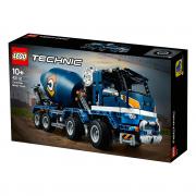 LEGO Technic Nákladiak s miešačkou na betón (42112)