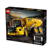 LEGO Technic Kíbový dumper Volvo 6x6 (42114)
