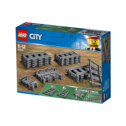 LEGO City Koľajnice (60205)