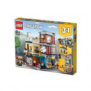 LEGO Creator Zverimex s kaviarňou (31097)