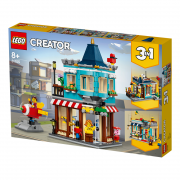 LEGO Creator  Hračkárstvo v centre mesta (31105)