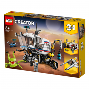 LEGO Creator Vesmírne prieskumné vozidlo (31107)