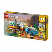 LEGO Creator  Rodinná dovolenka v karavane (31108)