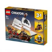 LEGO Creator  Pirátska loď (31109)
