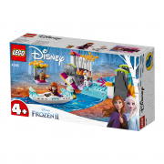 LEGO Disney Princess Anna a výprava na kanoe (41165)