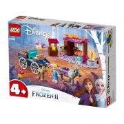 LEGO Disney Elsa a dobrodružstvo s povozom(41166)
