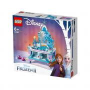 LEGO Disney Princess Elsina kúzelná šperkovnica (41168)
