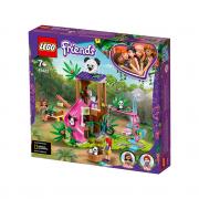 LEGO Friends Pandí domček na strome v džungli (41422)