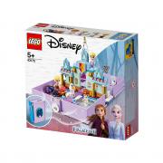 LEGO Disney Anna a Elsa a ich rozprávková kniha dobrodružstiev(43175)