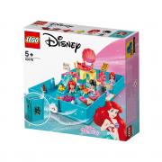 LEGO Disney Ariel a jej rozprávková kniha dobrodružstiev (43176)